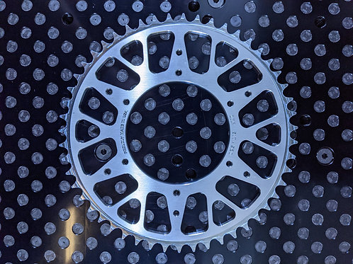 DRP Rear Sprocket - 51 Tooth - Raw Finish
