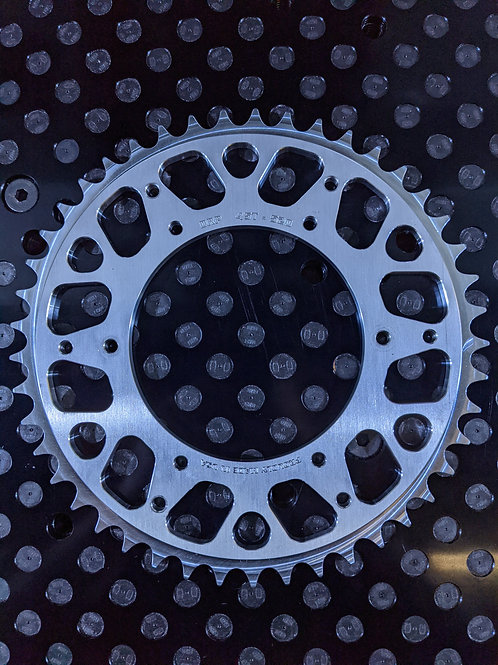 Drp Rear Sprocket - 45 Tooth - Raw Finish