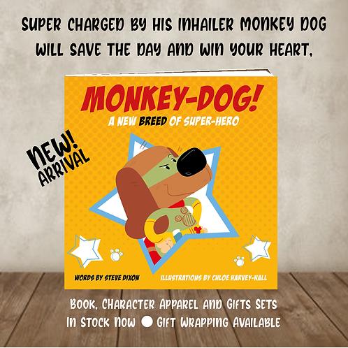 Monkey Dog Storybook