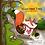Thumbnail: Harvest Fox Romper & Bib Set