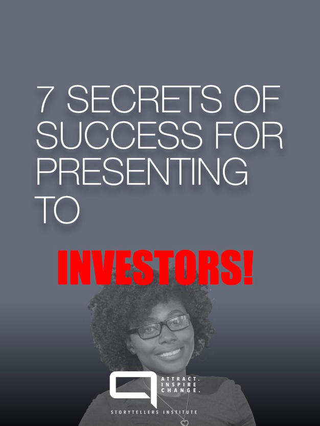 MEASURE YOUR MARKET AND CONNECT WITH INVESTORS.