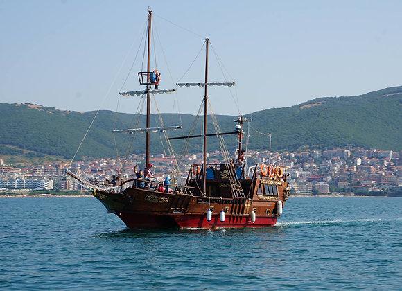 ספינת שודדי ים