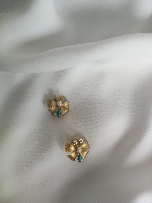 Клипсы-бабочки