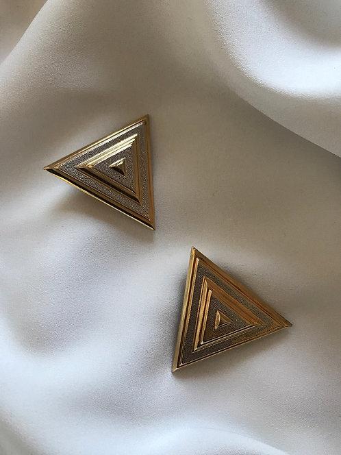 Клипсы треугольники