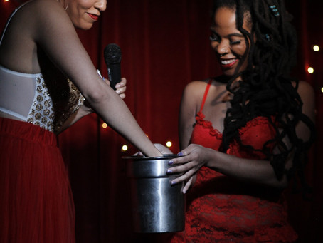 Love your LOUD sexuality with the women of Brown Girls Burlesque