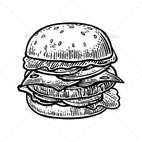 Weekly Cheese Burger