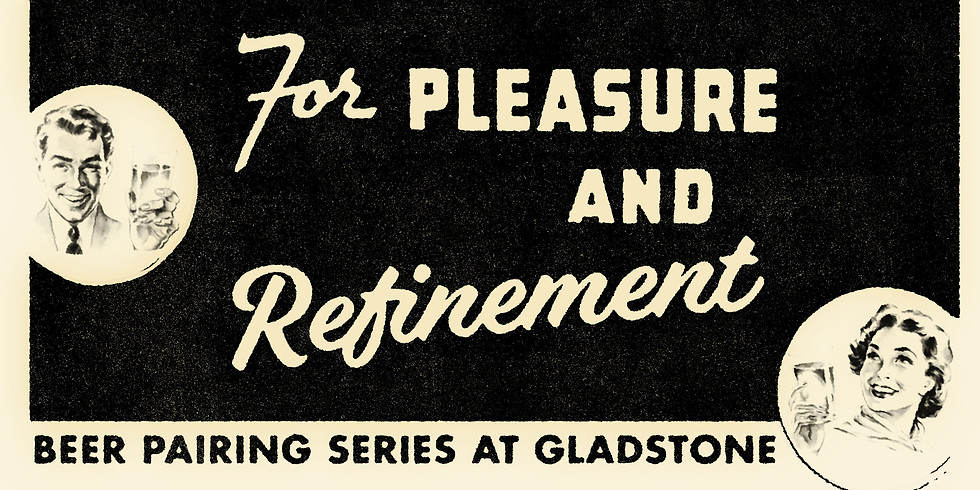 Gladstone Beer Pairing Series #2: Chocolate