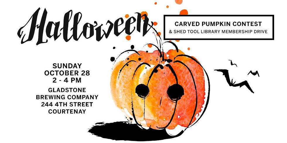 Halloween Carved Pumpkin Contest