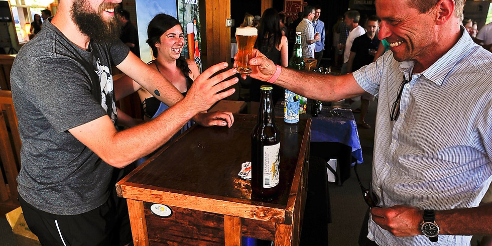 Tapped Craft Beer Festival