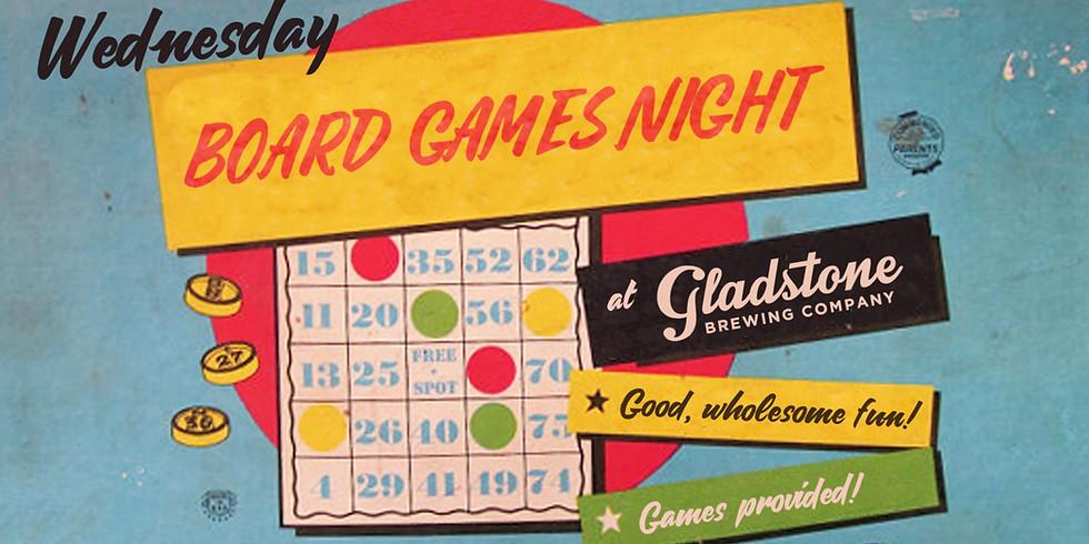 Board Game Wednesdays