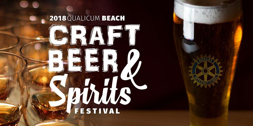 Craft Beer & Spirits Festival 2018
