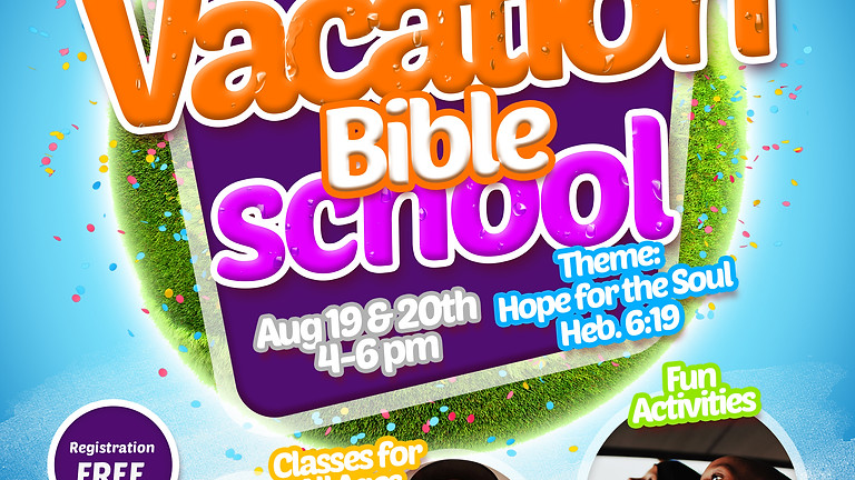 Vacation Bible School (outdoors)
