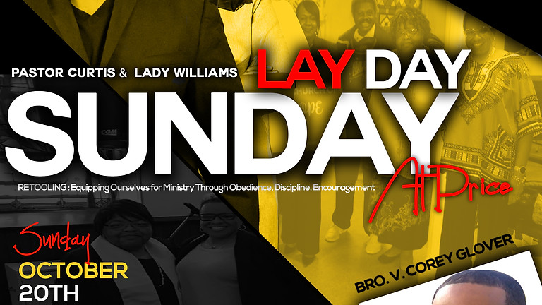 Lay Day Celebration