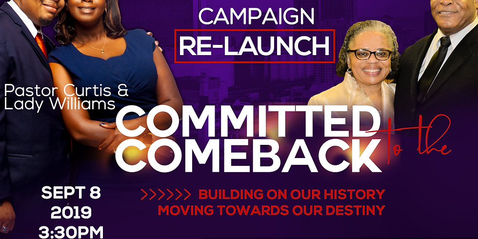 Campaign Relaunch