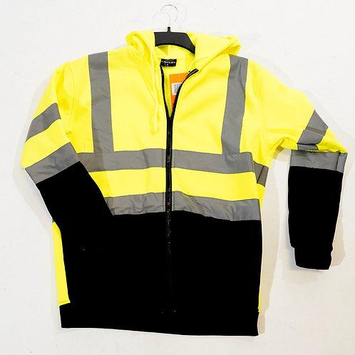 Safety Work wear High Visibility Reflective Safety Jacket