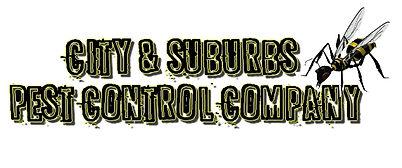 City Amp Suburbs Pest Control Exterminators In