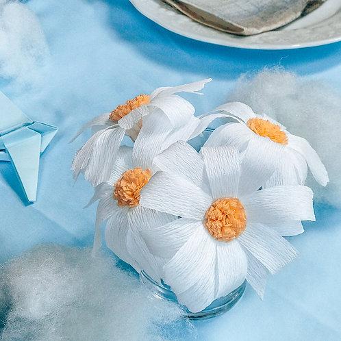 Never Dying Daisies handmade flowers
