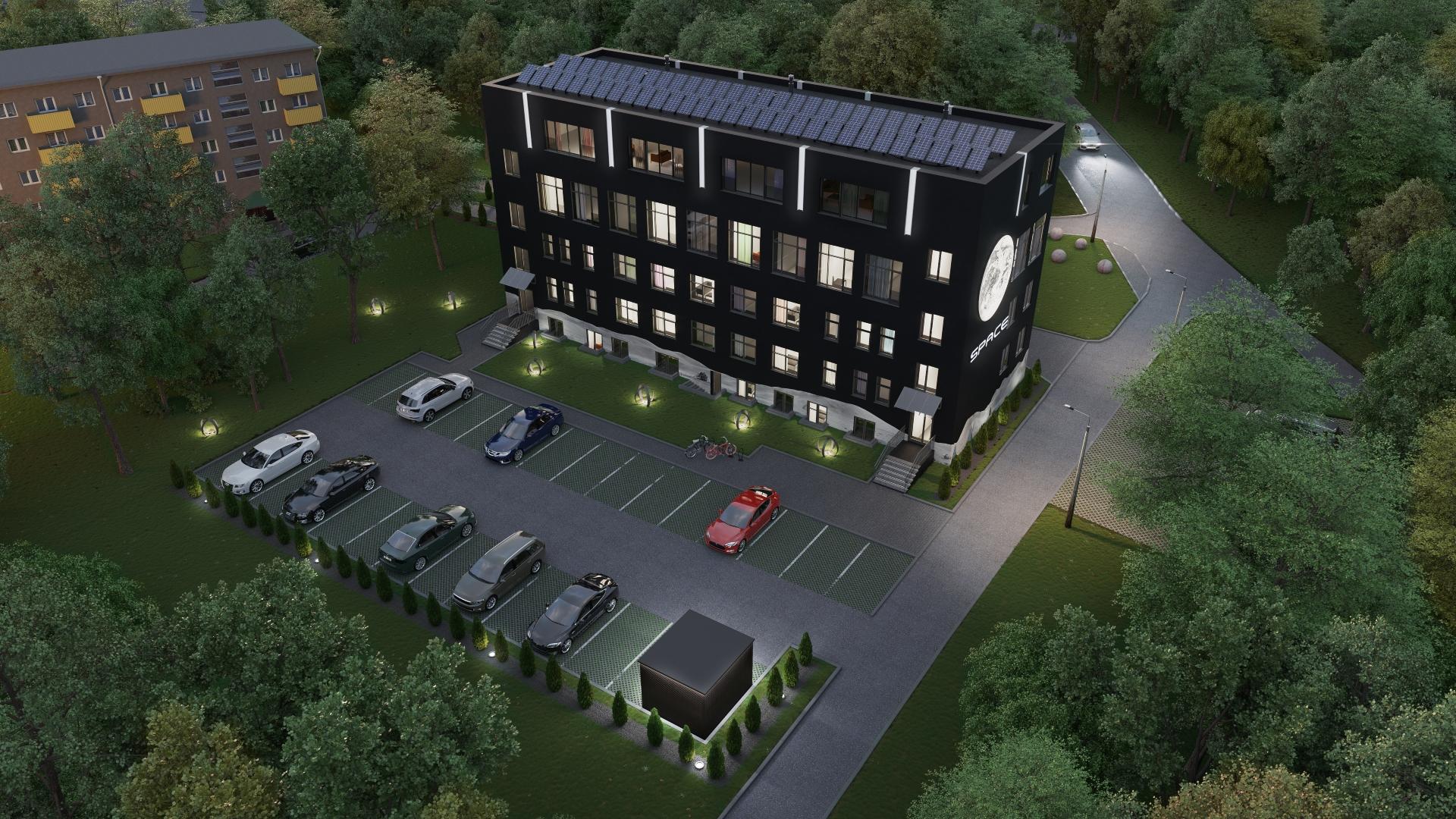 Spacecube Ehitajate tee 60, Tallinn