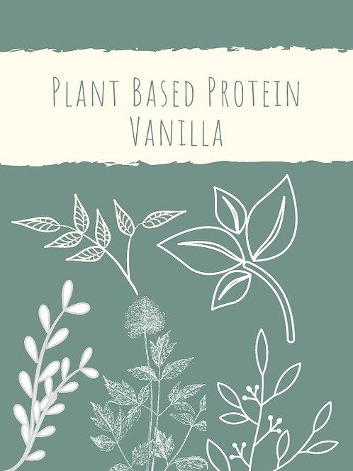 Davinci Plant Based Protein Powder-Vanilla