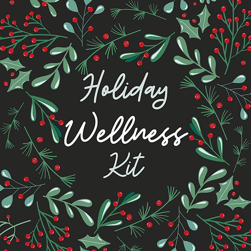 Holiday Wellness Kit