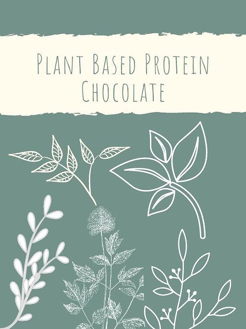Davinici Plant Based Protein Powder-Chocolate