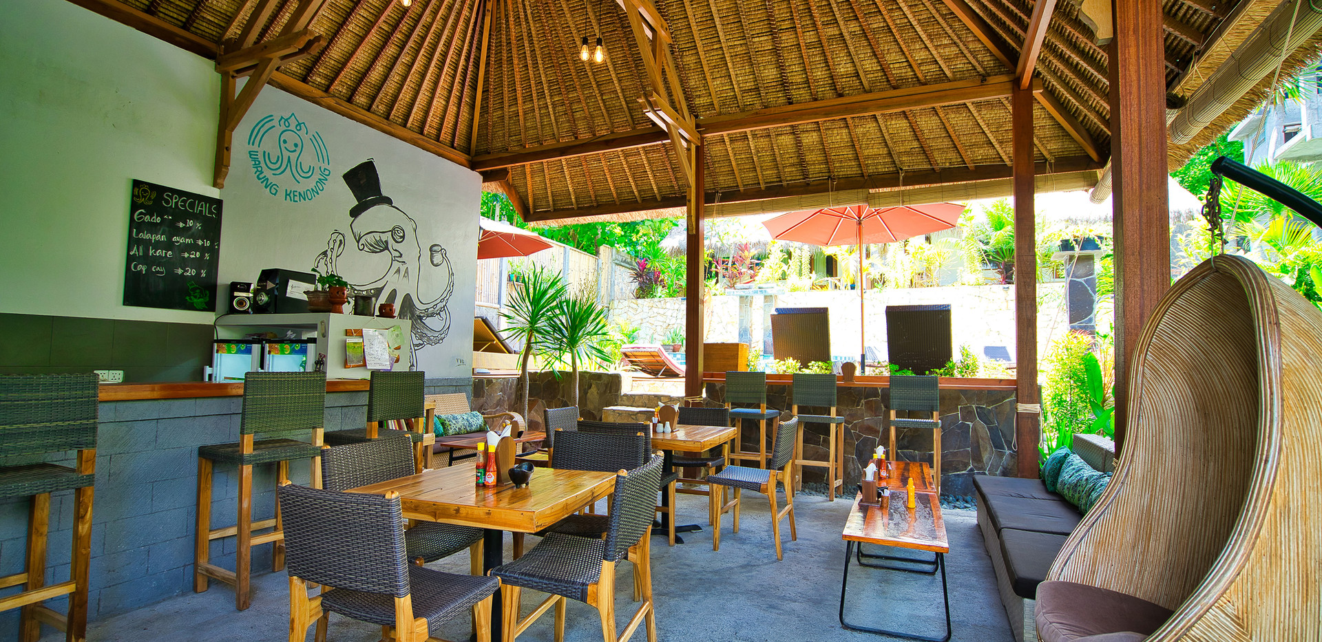 "Camp Restaurant ""Kenonong"""