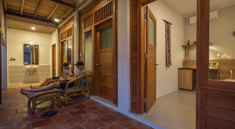 Sasak room