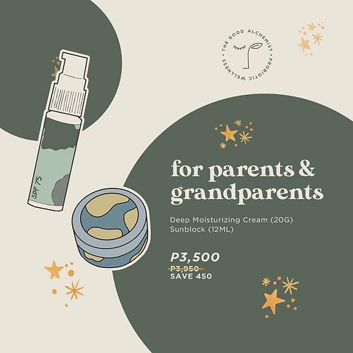 For Parents & Grand Parents