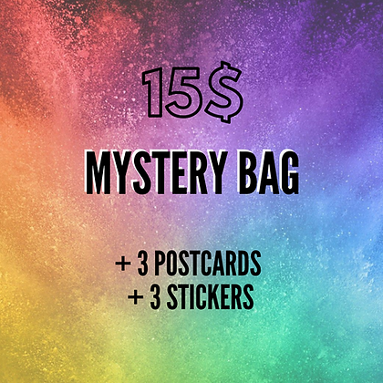 MYSTERY BAG (Small)