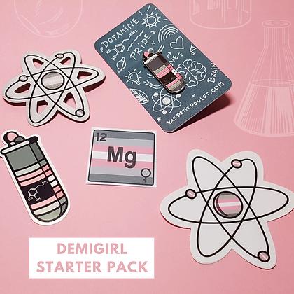 Demigirl Pride | Starter Pack