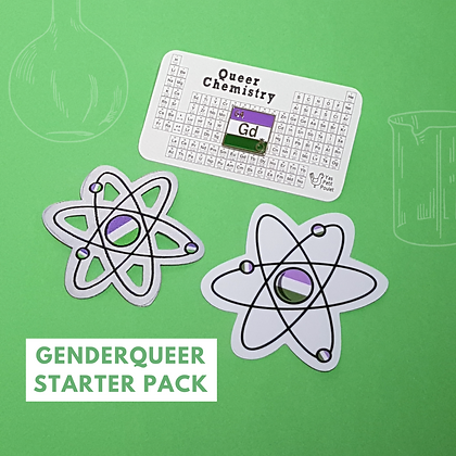 Genderqueer Starter Pack