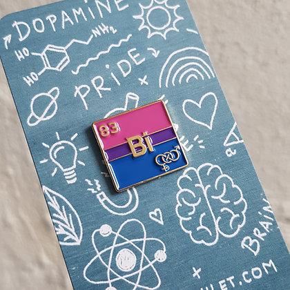 Bisexual Pride Enamel Pins