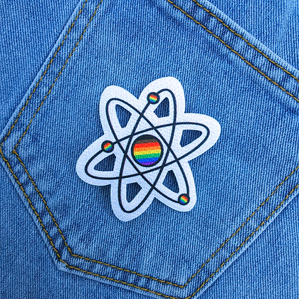 Atom Patches | Queer Chemistry