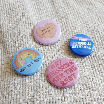 Queer Buttons