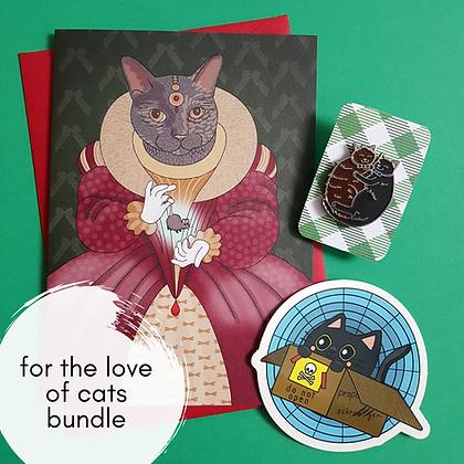 Cats Lover Bundle