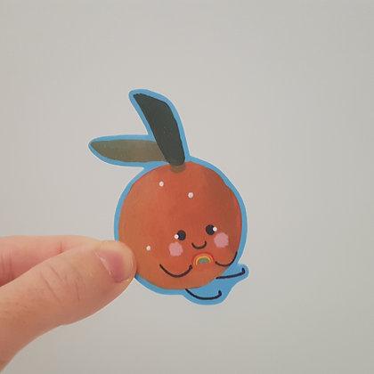 Baby Clementine | Sticker