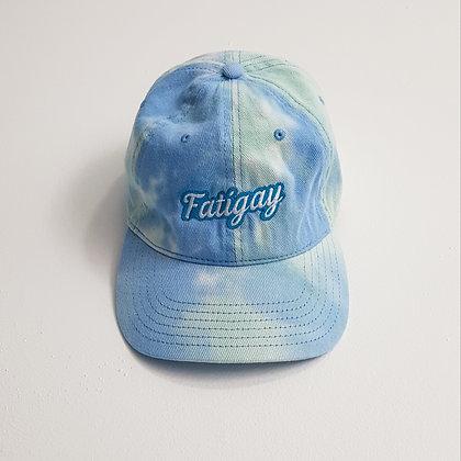 Fatigay Tie-dye Sky Blue | Cap