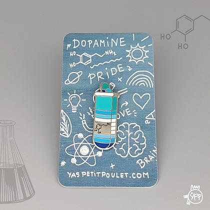 Gay MLM Dopamine Badge