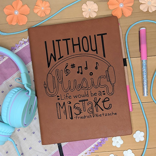 Pigsey Art Without Music Journal