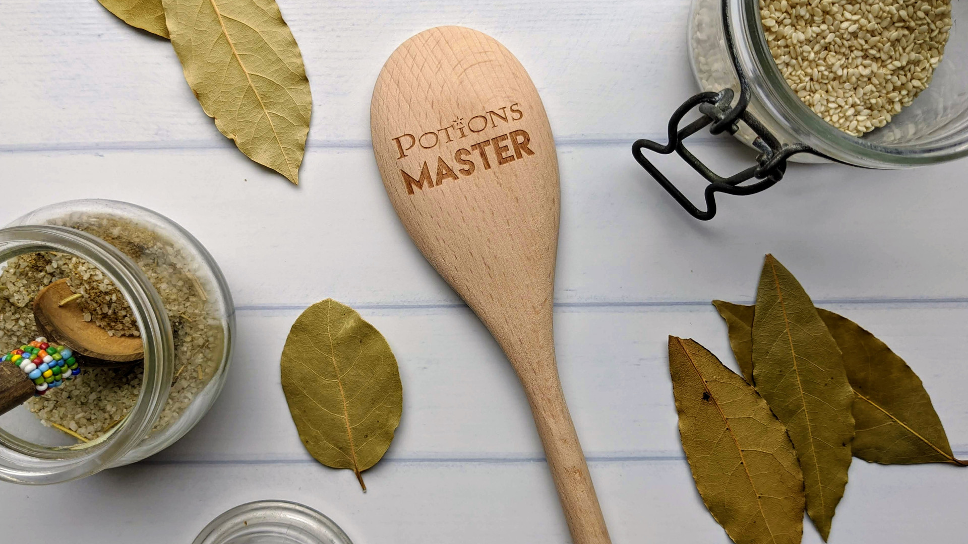 Engraved Spoon | North to South Designs