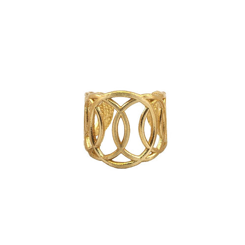 Less is More Brass Ring 2