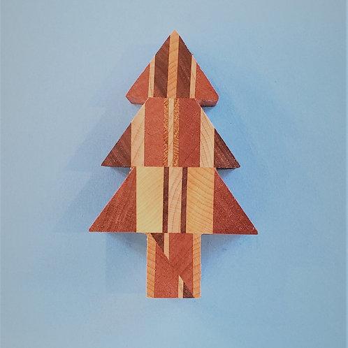 "Coulbury Design 7"" Tree"
