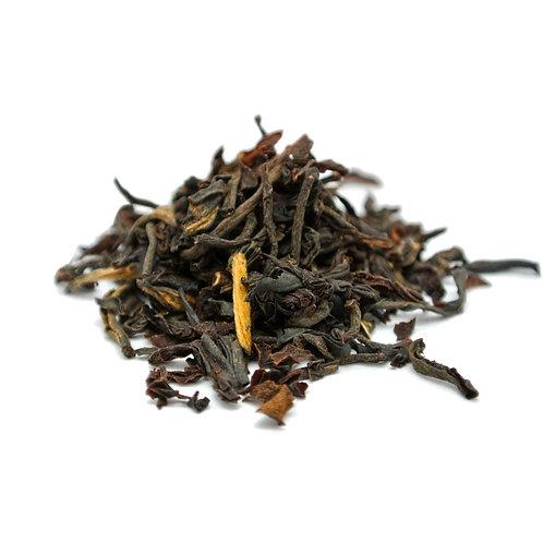White Cloud World Teas, Vanilla Cinnamon Ginger Chai Tea, loose leaf tea