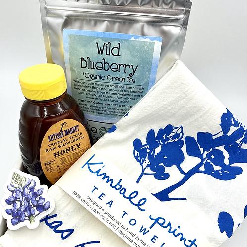 Berry Blue Tea Gift Set