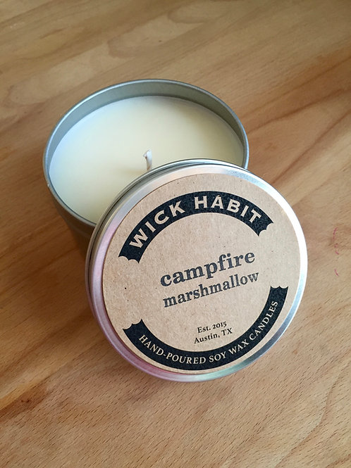 Wick Habit Soy Wax Candle