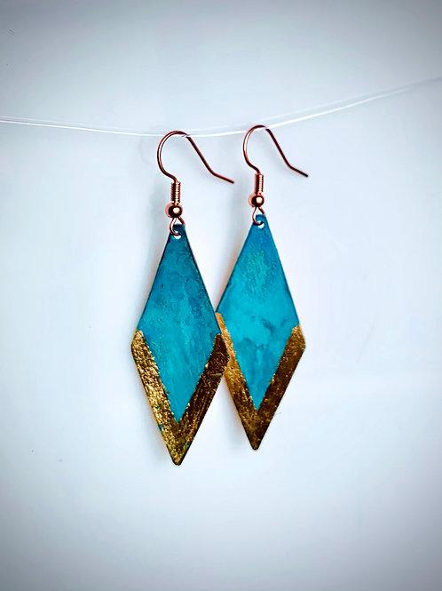 fluxe Jewelry Priestess Earrings