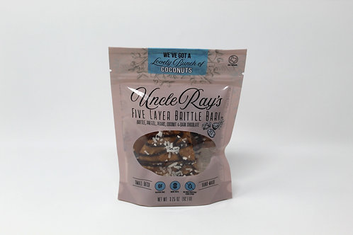 Uncle Ray's Peanut Brittle 3.25oz