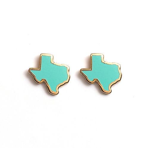 LuxCups Creative Texas Earrings