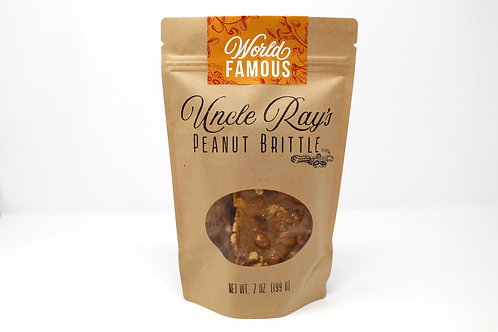 Uncle Ray's Peanut Brittle 7oz