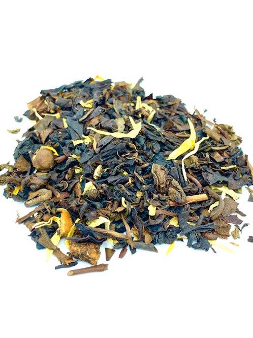 White Cloud World Teas Rise and Shine Lemon Black Tea